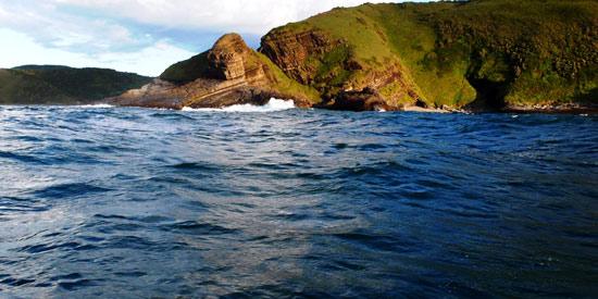 Second Beach South Africa